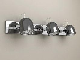 Bathroom Vanity Lights 3d preview