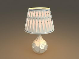 Modern Table Lamp 3d model preview