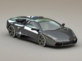 Lamborghini Reventón 3d preview