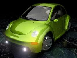 VW Beetle 3d preview