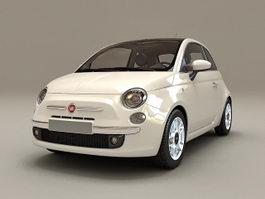 Fiat 500 R 3d preview