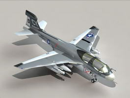 Northrop Grumman EA-6B Prowler 3d preview