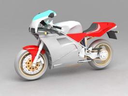 Ducati 916 Sport Bike 3d preview