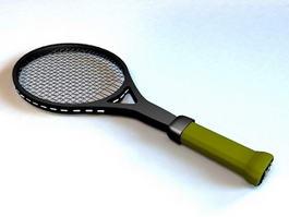 Tennis Racket 3d preview
