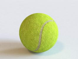 Tennis Ball 3d preview