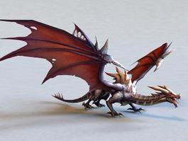 Dark Dragon 3d preview
