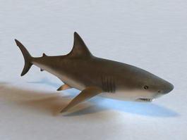 Lemon Shark 3d preview