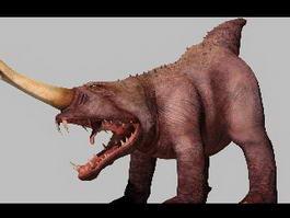 Bull Monster 3d model preview