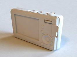 Samsung L83T Digital Camera 3d preview