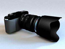 Panasonic SLR Digital Camera 3d preview