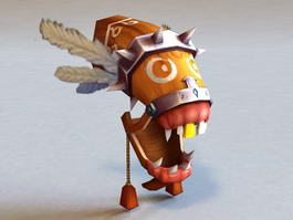 Monster Mask 3d preview