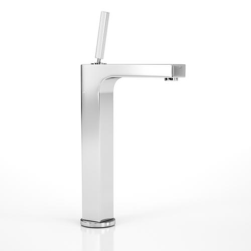 Single Tap Basin Faucet 3d rendering