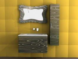 Unique Bathroom Vanities 3d preview
