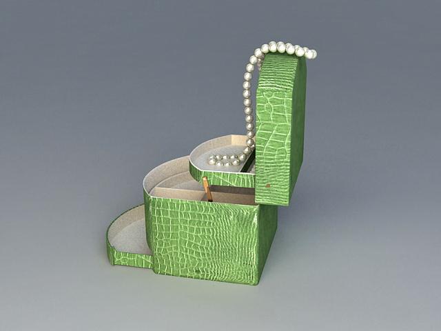 Jewel Box 3d rendering