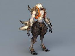 Werewolf Warrior 3d preview
