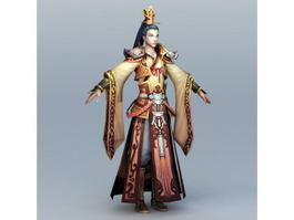Chinese Imperial Prince 3d preview