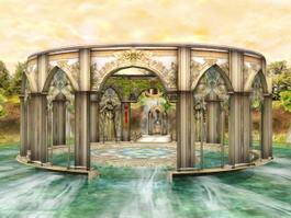 Ancient Jungle Civilizations 3d preview
