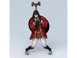 Samurai Guy 3d preview