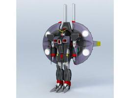 Gundam Seed Destiny Destroy 3d preview