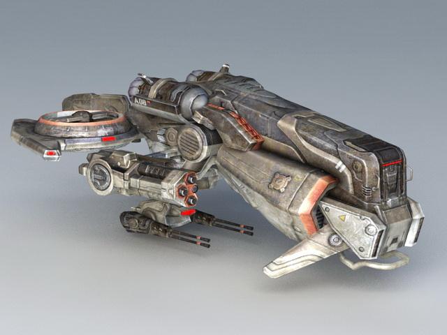 3D model Star Destroyer | CGTrader