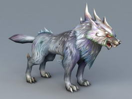 Magic Wolf 3d preview