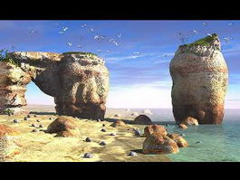 Ocean Beach Headlands 3d preview