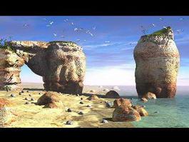 Ocean Beach Headlands 3d preview
