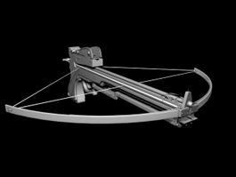 Modern Crossbow 3d preview