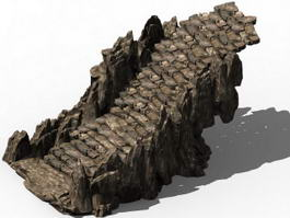 Stone Mountain Stair 3d preview