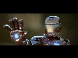 Marvel Heroes Iron Man 3d model preview