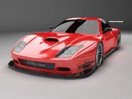 Ferrari 575M Maranello 3d preview