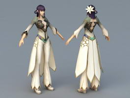 Oriental Princess 3d preview