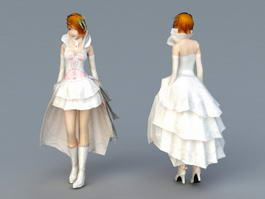 Sweet Bride 3d preview
