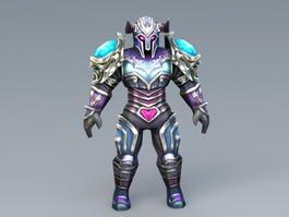 Magic Armor 3d preview