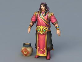 Martial Master 3d preview