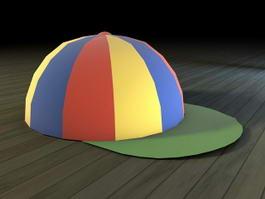 Rainbow Cap 3d preview