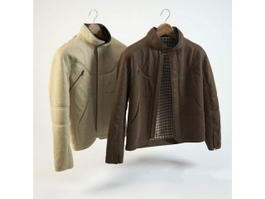 Leather Jacket 3d preview