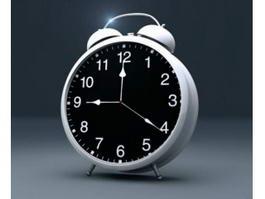 Alarm Clock 3d model preview