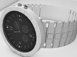 Hand Watch 3d preview