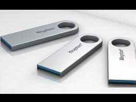 USB Flash Thumb Drive 3d preview