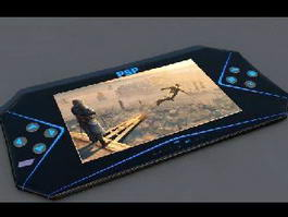PlayStation Portable 3d preview