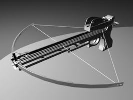 Military Crossbow 3d preview