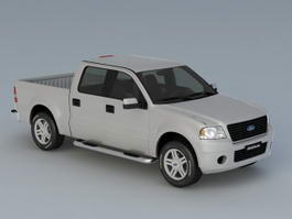 Ford F-150 Platinum 3d preview