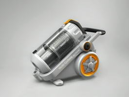 Vacuum Cleaner 3d preview