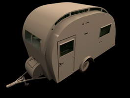 Carlight Caravan 3d preview