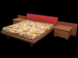 Bedroom Sets 3d preview