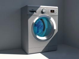 IFB Washing Machine 3d preview