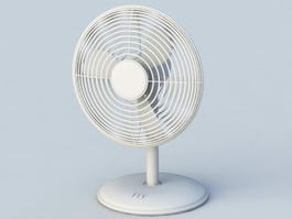 Electric Fan 3d preview