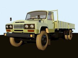 Cargo Truck 3d preview