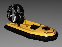 Personal Hovercraft 3d preview